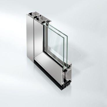 Porte en aluminium ADS 60