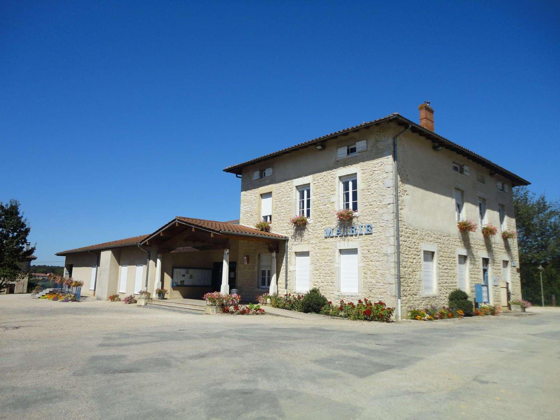 Mairie de Saint Etienne-du-Bois 01370