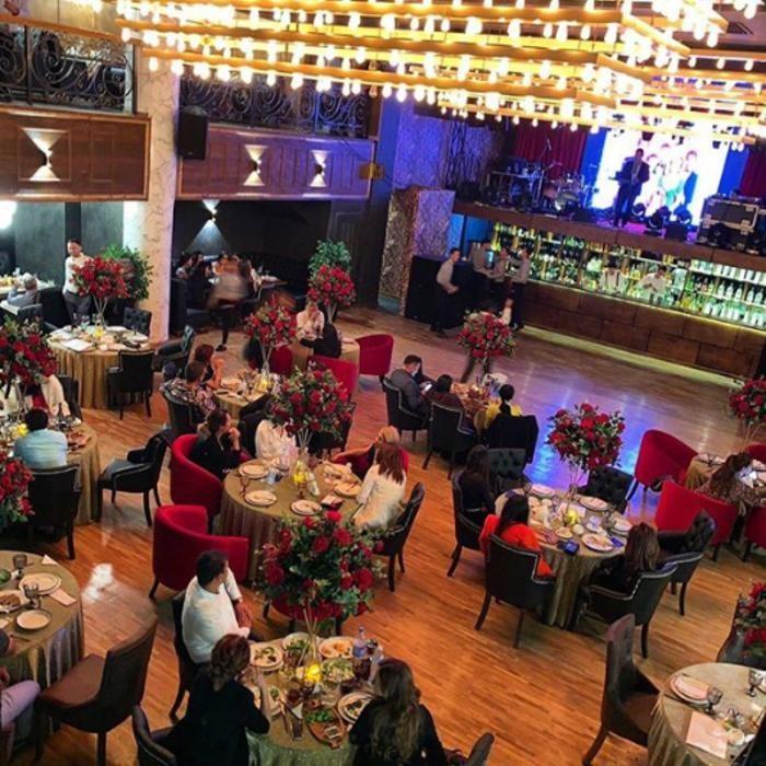 2 Фото интерьера БОЛЬШОЙ Restaurant