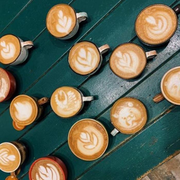4 Фото интерьера Просто кофейня