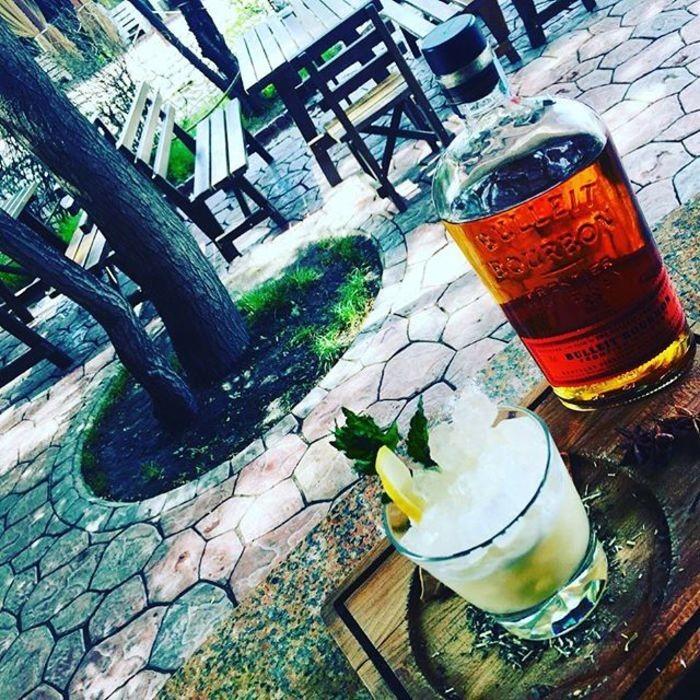 3 Фото интерьера Скотч bar