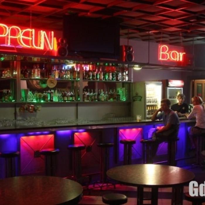 0 Фото интерьера Zeppelin bar
