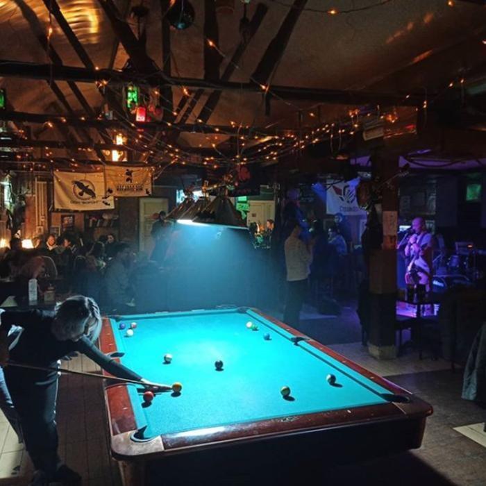 1 Фото интерьера 111 Bar
