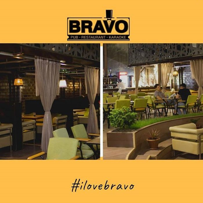 3 Фото интерьера Bravo