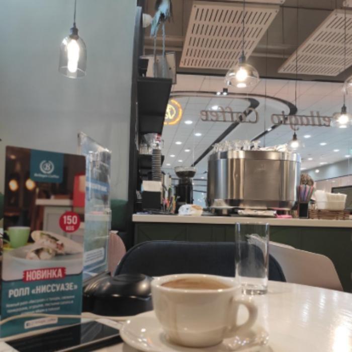 1 Фото интерьера Bellagio coffee Плаза