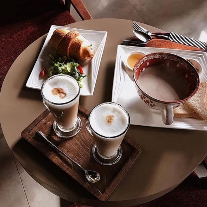 4 Фото интерьера Bellagio coffee Манаса