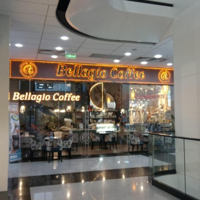 3 Фото интерьера Bellagio coffee Плаза