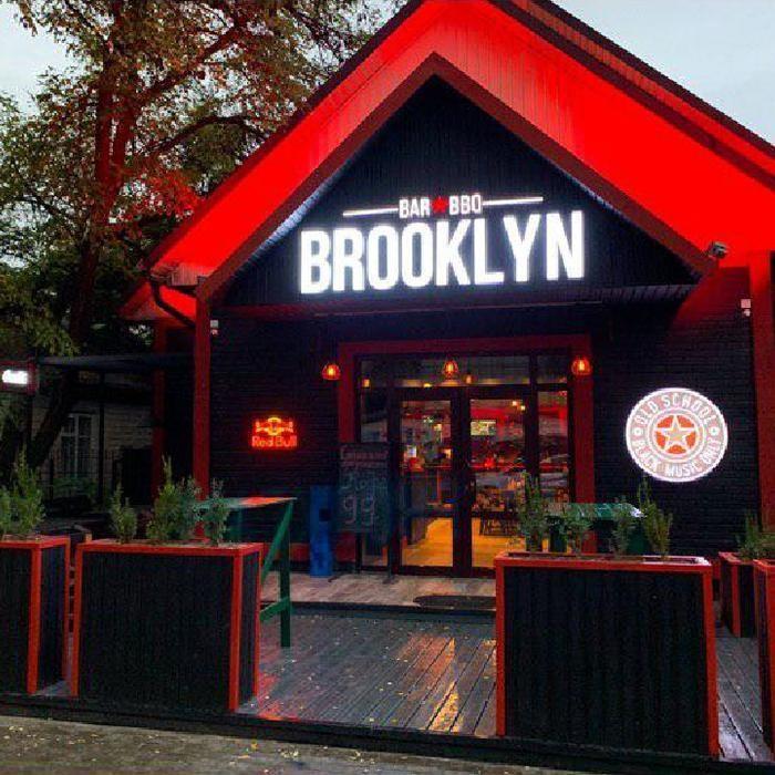 2 Фото интерьера Brooklyn Bar&BBQ