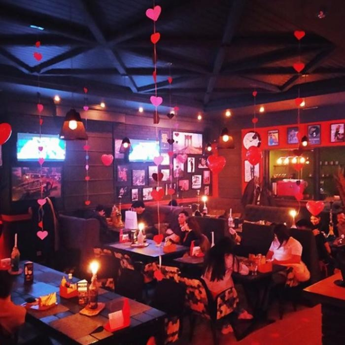 1 Фото интерьера Brooklyn Bar&BBQ