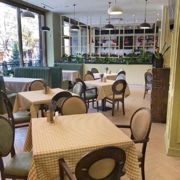 2 Фото интерьера Cafe de Paris