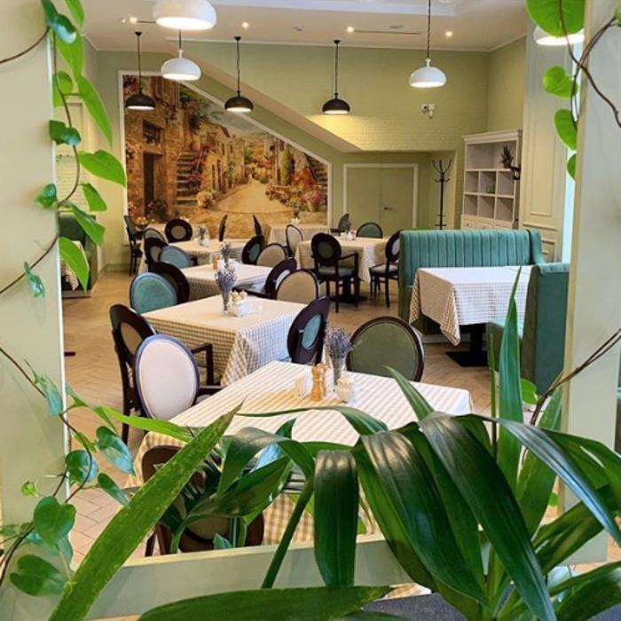4 Фото интерьера Cafe de Paris