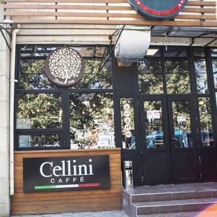 3 Фото интерьера Cellini