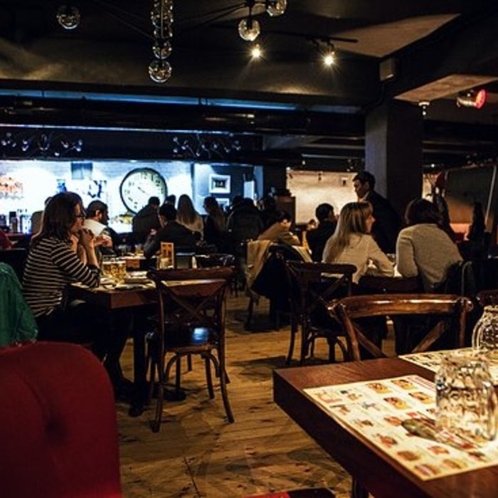 5 Фото интерьера Cheback Pub