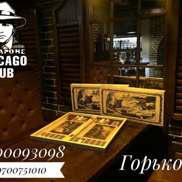 0 Фото интерьера Chicago Pub