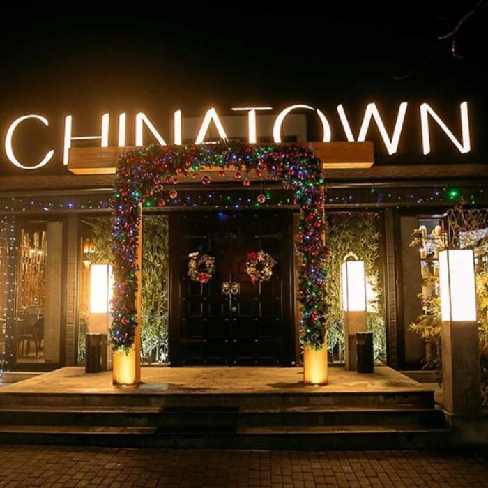 4 Фото интерьера Chinatown