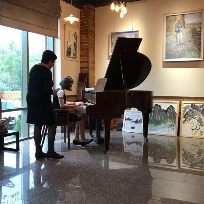 3 Фото интерьера Coffee Arte Gallery