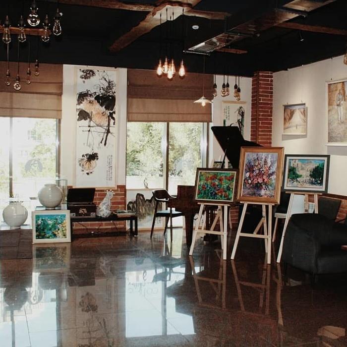0 Фото интерьера Coffee Arte Gallery