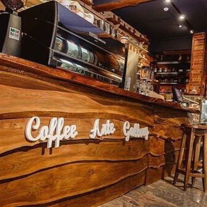 6 Фото интерьера Coffee Arte Gallery