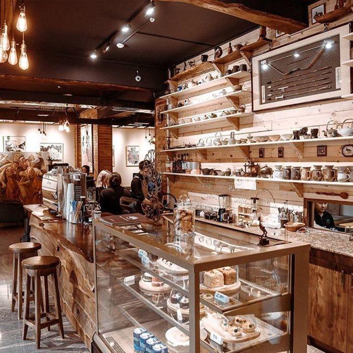 1 Фото интерьера Coffee Arte Gallery