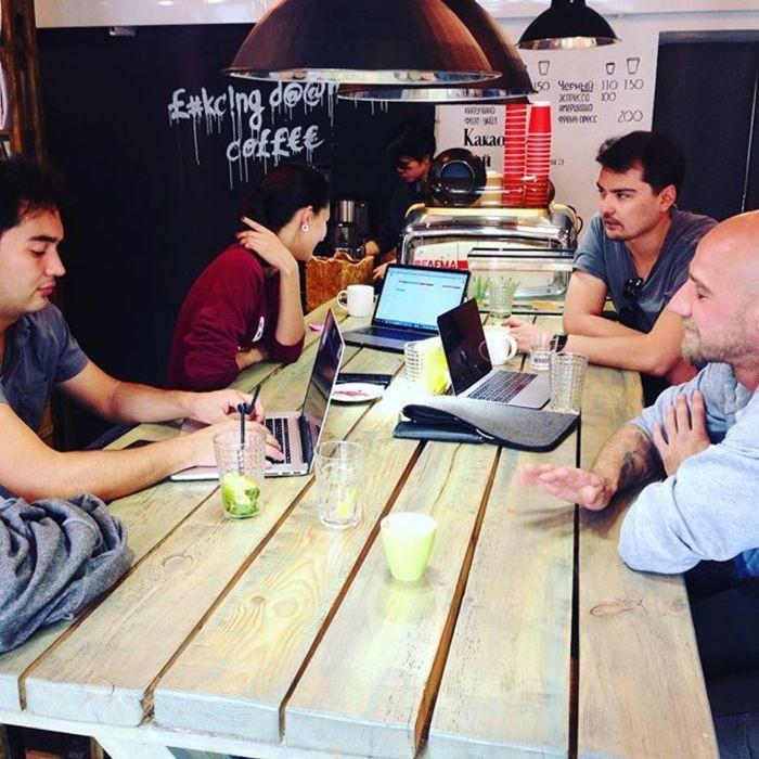 3 Фото интерьера Craft Coffee