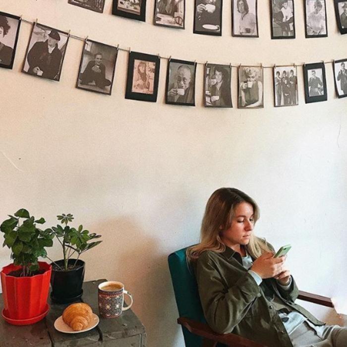 2 Фото интерьера Craft Coffee