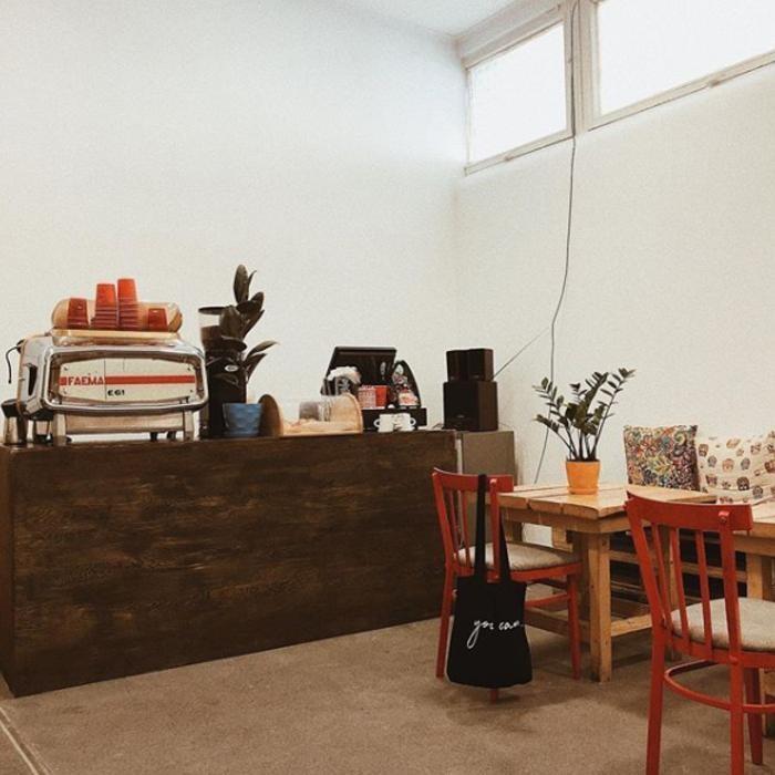 1 Фото интерьера Craft Coffee