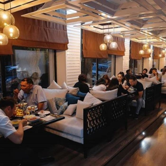 4 Фото интерьера Duet coffee & restaurant