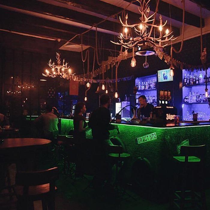 3 Фото интерьера El Capitano Bar&Hook