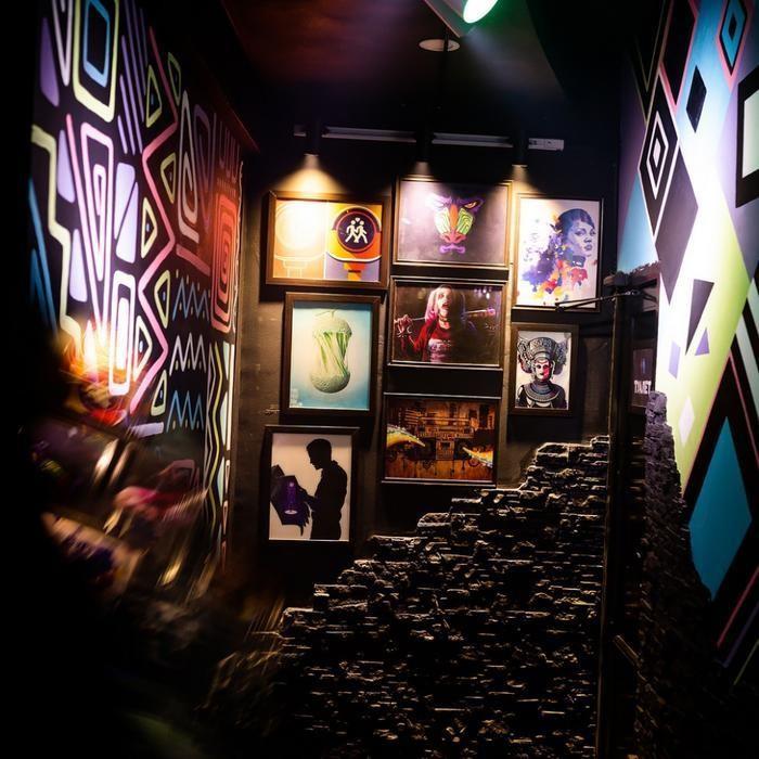 3 Фото интерьера Element lounge