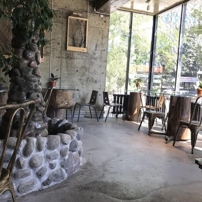 1 Фото интерьера Hygge Coffee