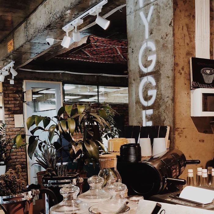 0 Фото интерьера Hygge Coffee