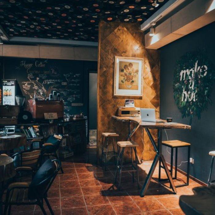 3 Фото интерьера Hygge Coffee