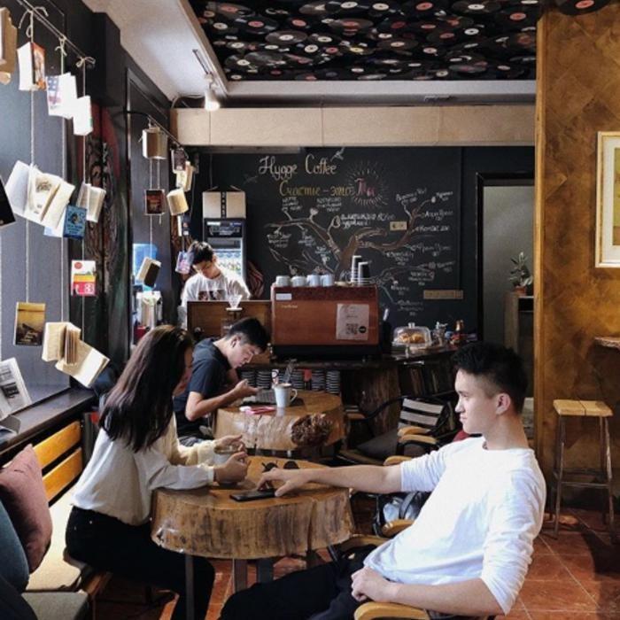 7 Фото интерьера Hygge Coffee