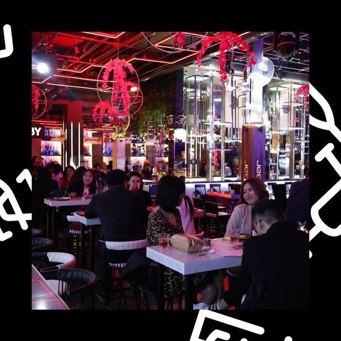 0 Фото интерьера Labyrinth united bars