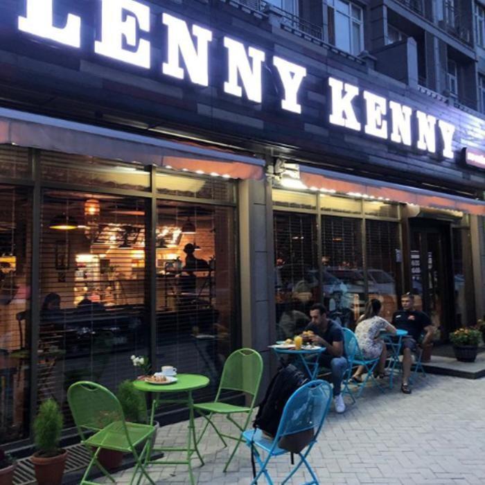 1 Фото интерьера Lenny Kenny Coffee