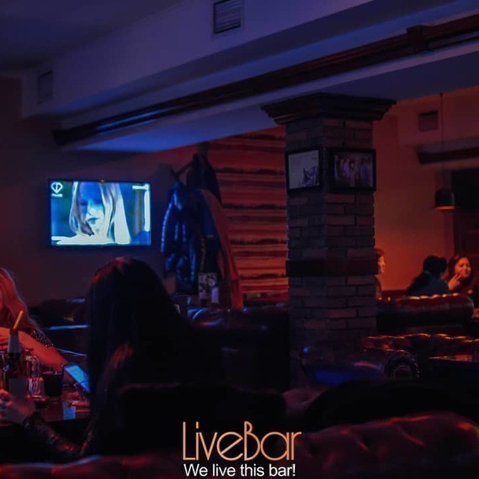 6 Фото интерьера LiveBar Rooms