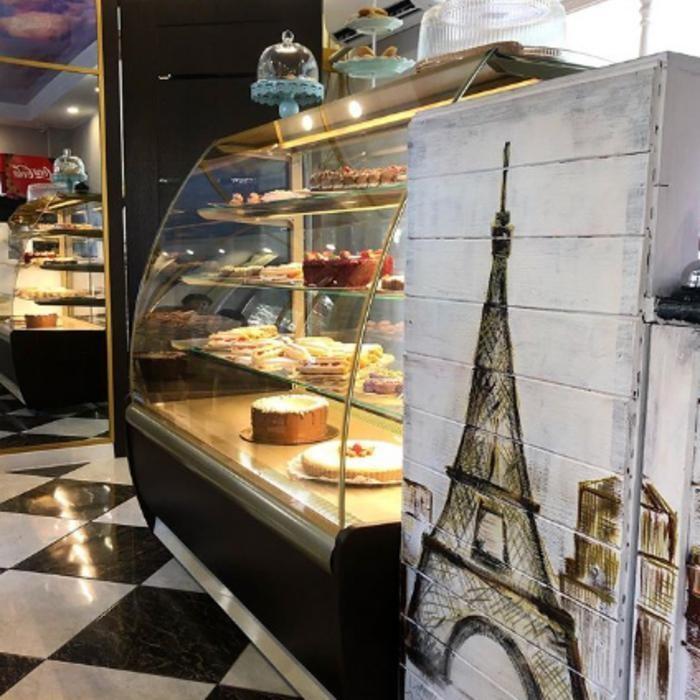 1 Фото интерьера MADA sweets