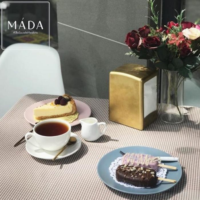 0 Фото интерьера MADA sweets