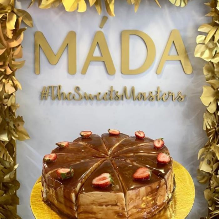 3 Фото интерьера MADA sweets