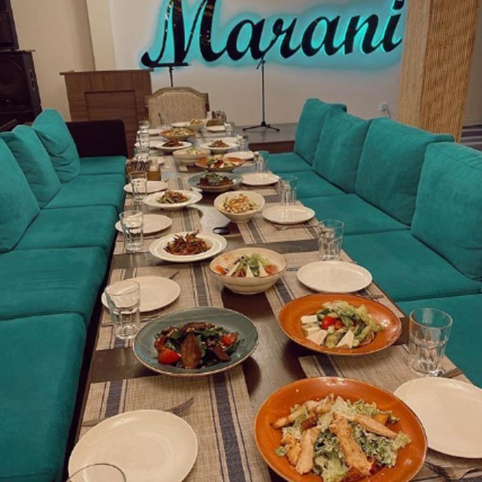 3 Фото интерьера Marani