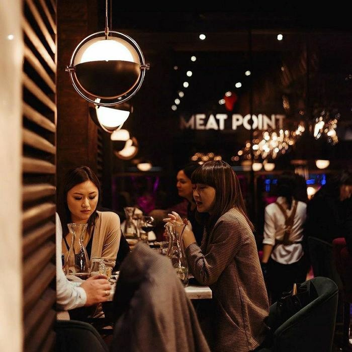 1 Фото интерьера Meat point