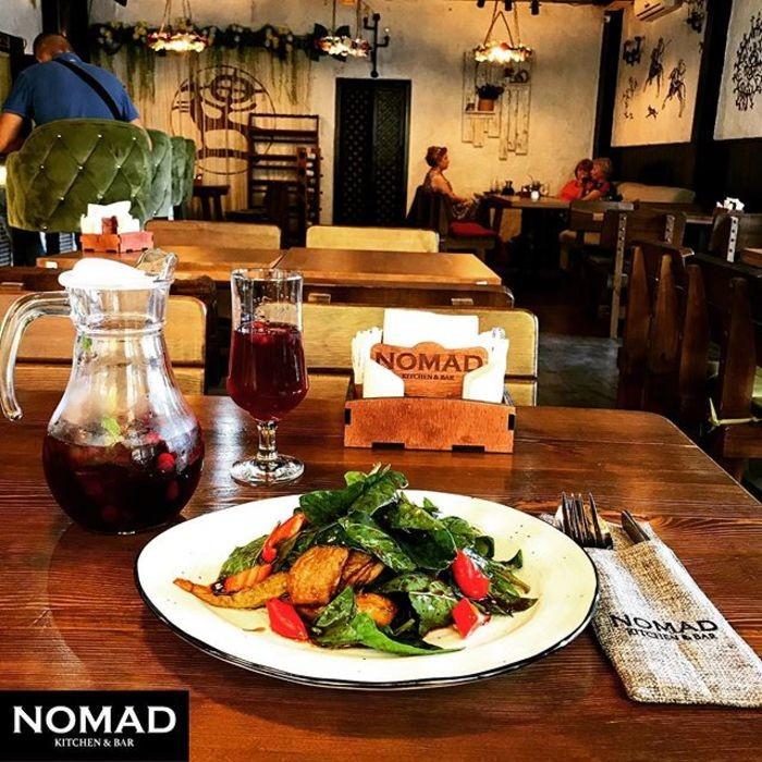 3 Фото интерьера Nomad