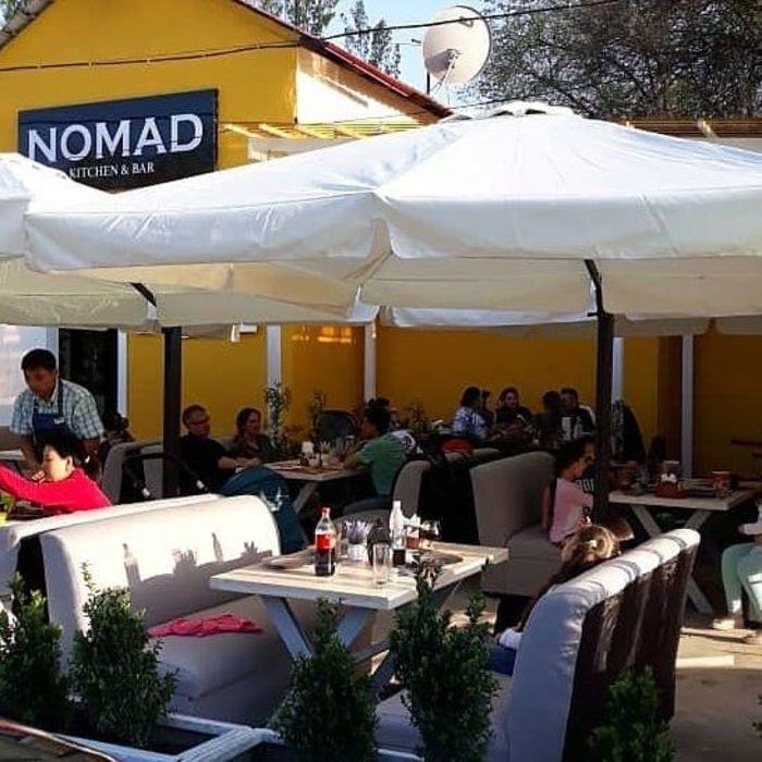4 Фото интерьера Nomad