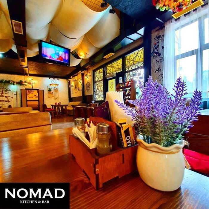 5 Фото интерьера Nomad