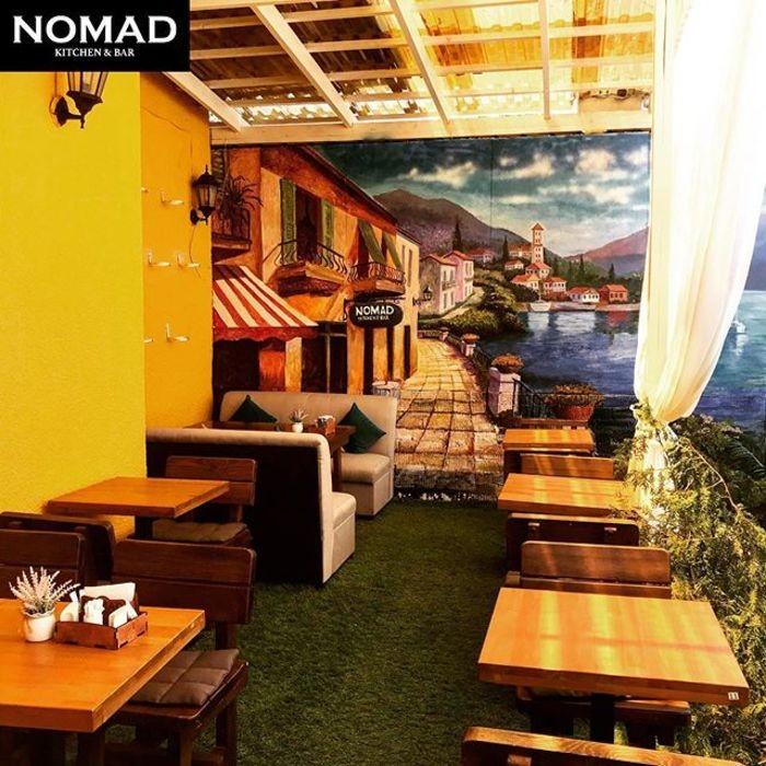 1 Фото интерьера Nomad