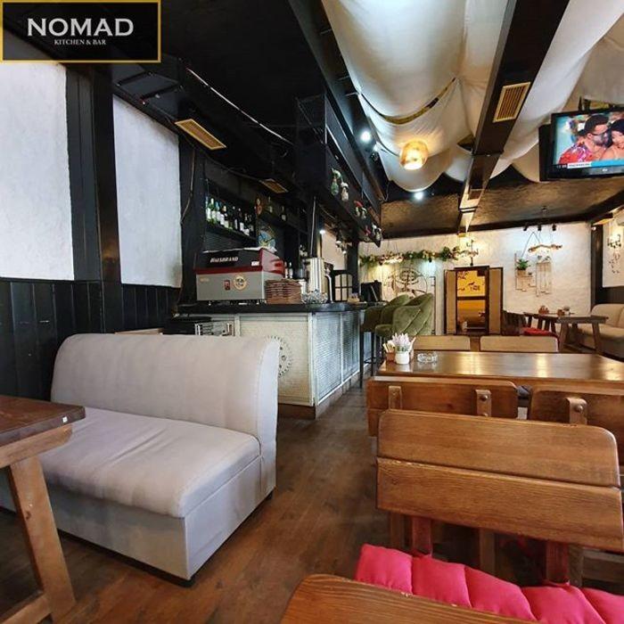 6 Фото интерьера Nomad