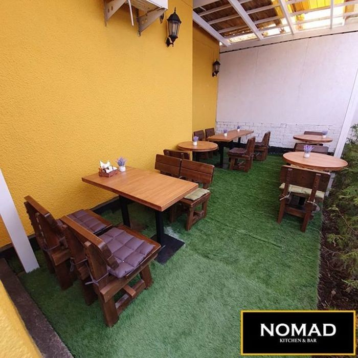 0 Фото интерьера Nomad