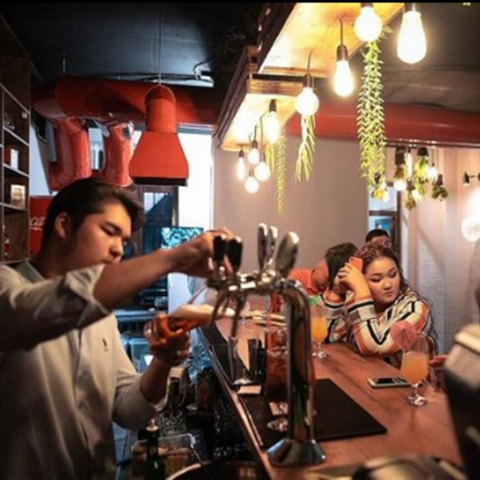 0 Фото интерьера Simply bar