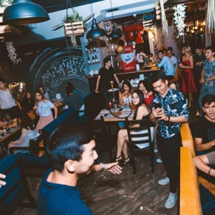 3 Фото интерьера Simply bar