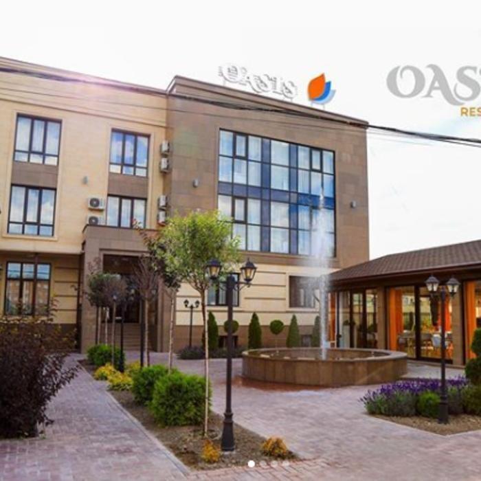 2 Фото интерьера Oasis Residence